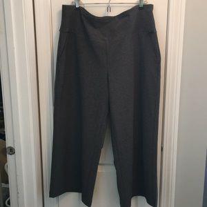 MPG sport knit ankle pants